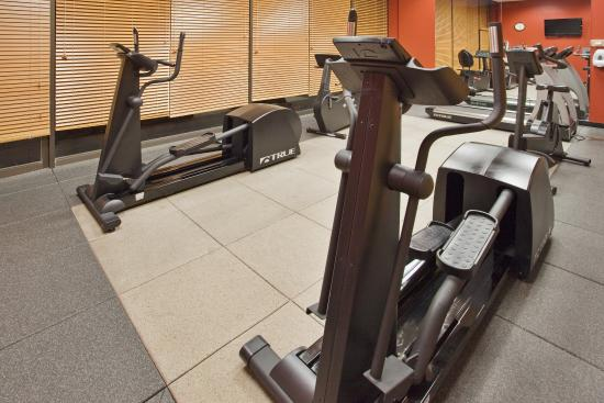 Binghamton, NY: Fitness Center