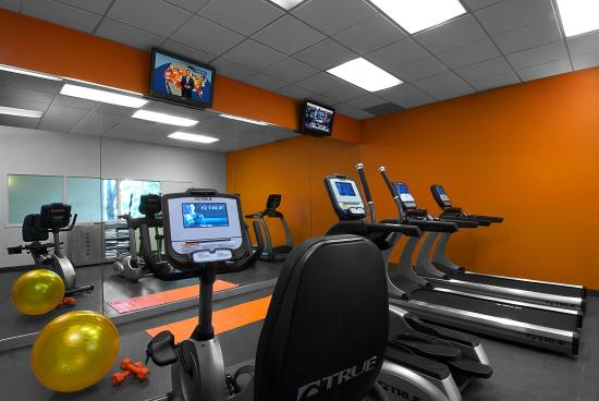 Sunset Hills, MO: Fitness Center featuring True Cardio Equipment