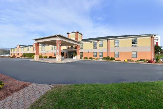Βόρειο Attleboro, Μασαχουσέτη: Hotel Exterior