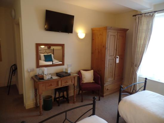 Whitchurch, UK: Room 5 Deluxe Twin