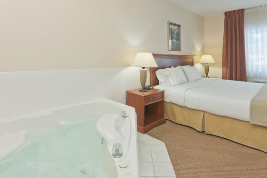 Portage, Indiana: Jacuzzi Suite