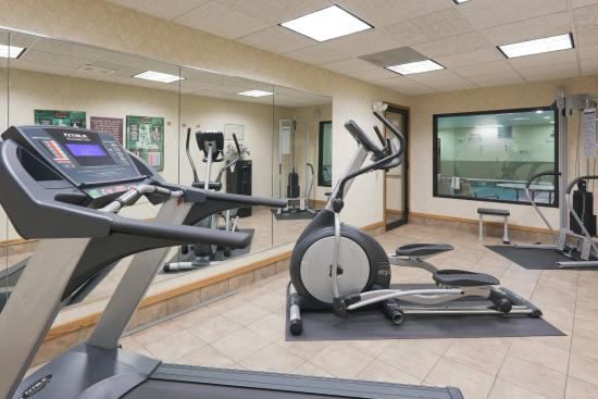 Portage, IN: Fitness Center