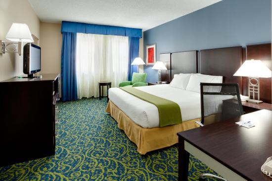 Owego, Nowy Jork: King Bed Guest Room