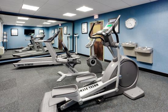 Owego, Nowy Jork: Fitness Center