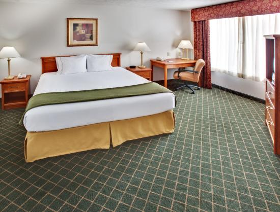 Holiday Inn Express & Suites Omaha West: Executive King Suite