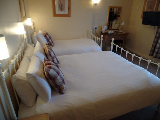 Whitchurch, UK: Room 8 King & Single