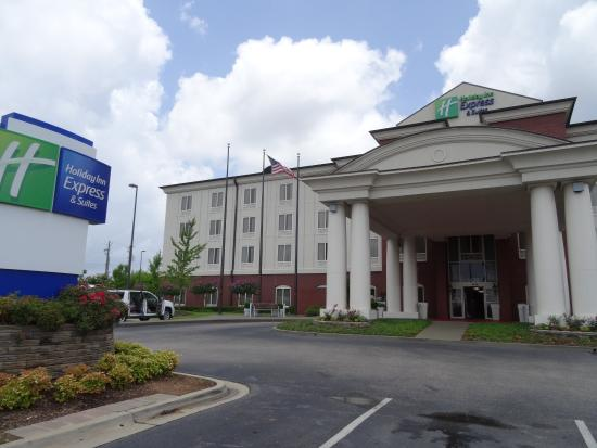 Holiday Inn Express Tuscaloosa-University