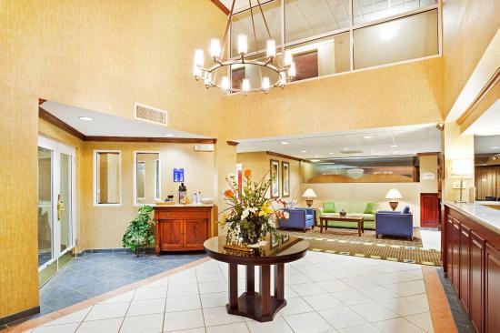 Kings Mountain, Carolina del Norte: Hotel Lobby