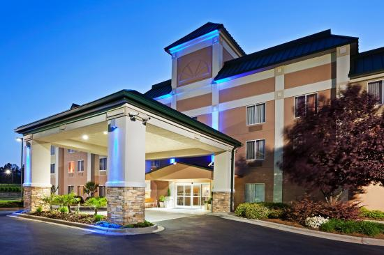 Kings Mountain, Βόρεια Καρολίνα: Hotel Exterior
