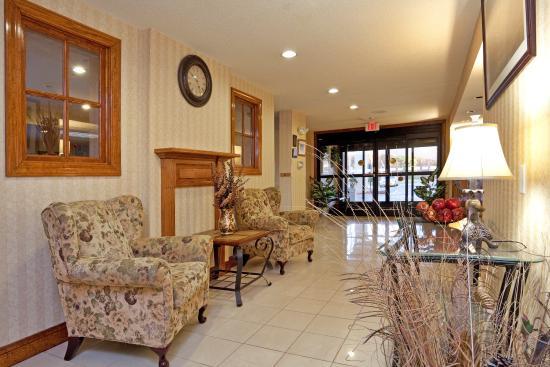 Kernersville, Carolina del Norte: Hotel Lobby