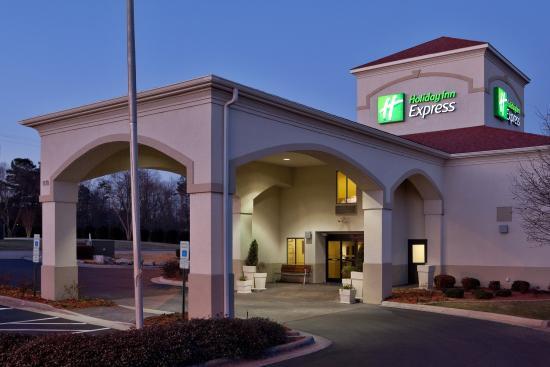 Kernersville, Carolina del Norte: Hotel Exterior