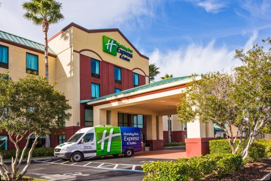Oldsmar, FL: Hotel Exterior