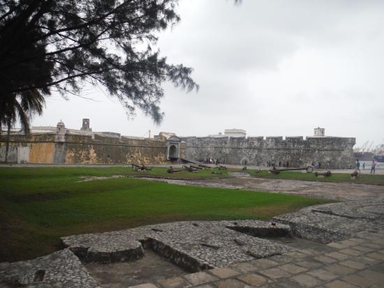 Fort of San Juan de Ulua : Fuerte de San Juan...visita obligada!