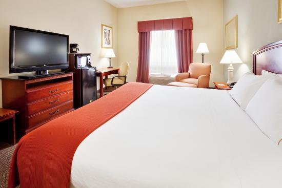 Quakertown, Пенсильвания: King Bed Guest Room