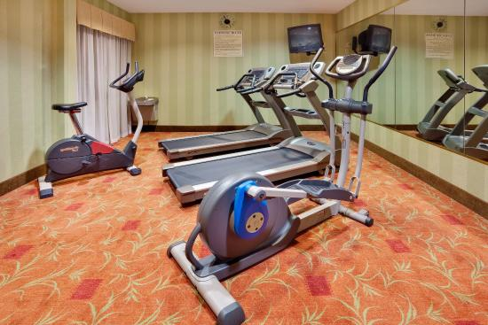 Quakertown, PA: Fitness Center