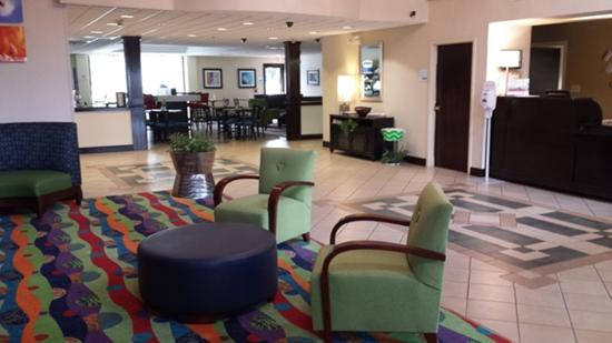 Morehead City, NC: Hotel Lobby