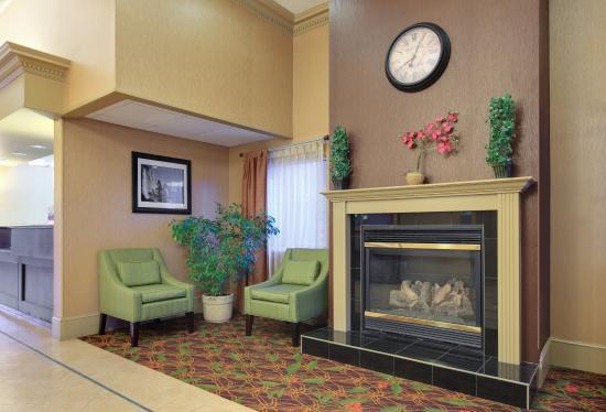 Oakdale, Califórnia: Hotel Lobby