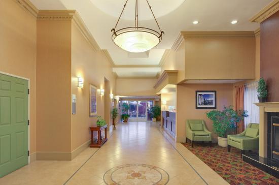Oakdale, Californien: Hotel Lobby