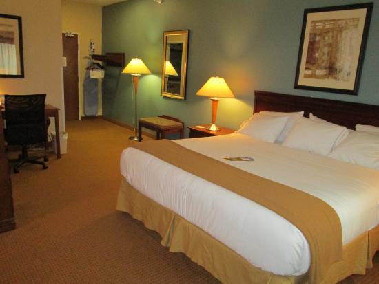 Newell, Virginia Barat: King Room