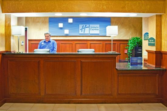 Bridgeville, Пенсильвания: Front Desk