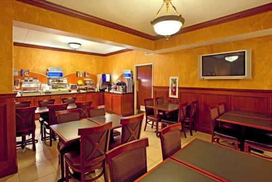 Bridgeville, Пенсильвания: Breakfast Bar