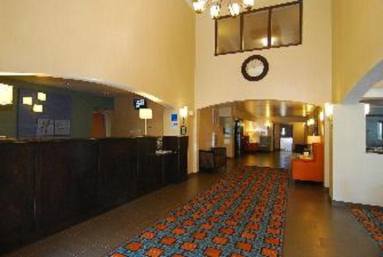 Marana, AZ: Hotel Lobby