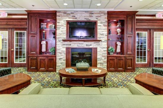 Holiday Inn Express San Angelo: Guest Lounge