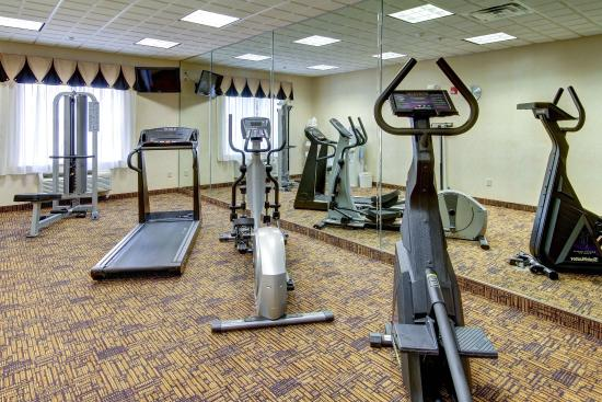 Holiday Inn Express San Angelo: Fitness Center