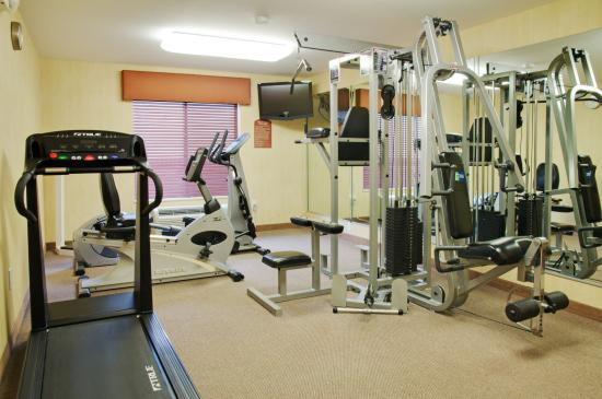 Leesville, LA: Fitness Center