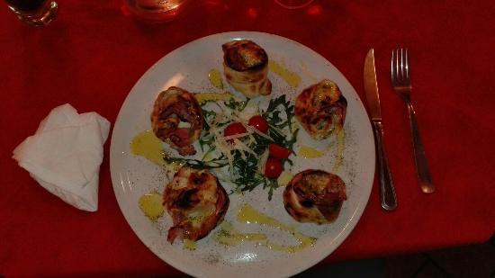 Carmignano, Italien: Pizza Roselline!