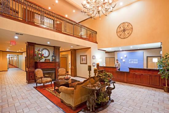 Mount Pleasant, TX: Hotel Lobby