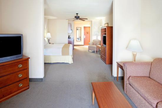 Holiday Inn Express Hotel & Suites: Guest Room