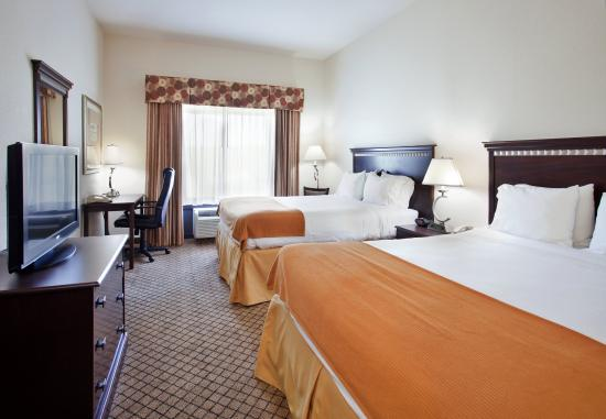 McPherson, Kansas: Double Bed Guest Room