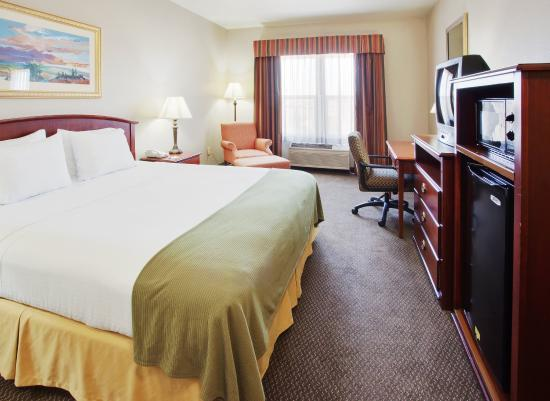 West Sacramento, Kalifornia: King Bed Guest Room