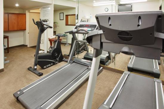 Fitness Center Holiday Inn Express-West Sacramento