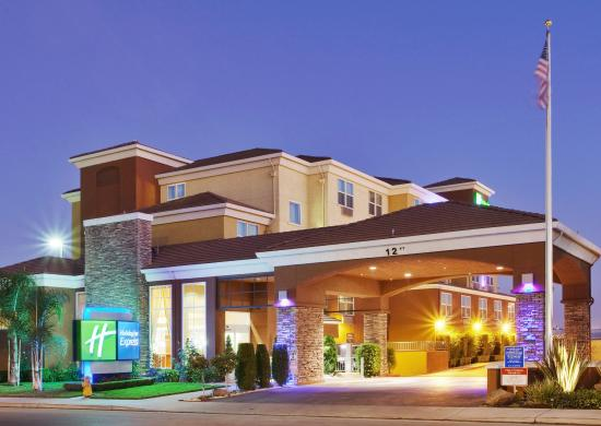 West Sacramento, Kalifornien: Hotel Exterior