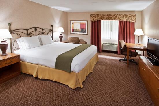 โอคิมอส, มิชิแกน: King Bed Guest Room
