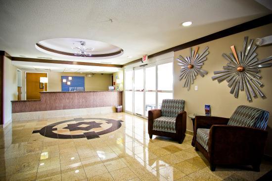 Bastrop, تكساس: Hotel Lobby