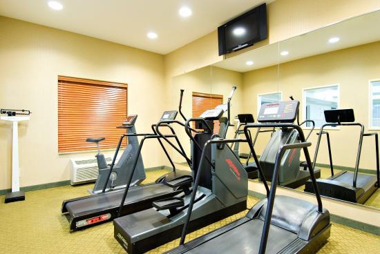 Moses Lake, WA: Fitness Center