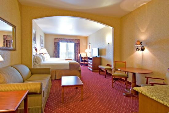 Moses Lake, WA: Extended Double Queen Suite