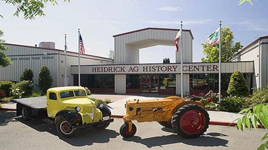 Heidrick AG Tractor Museum near Holiday Inn Express Woodland