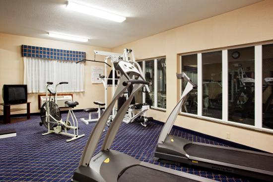 Danville, IL: Fitness Center