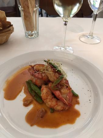 Oviedo: shrimp