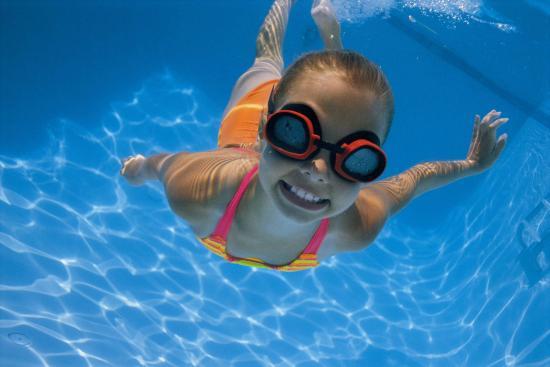 Λίνκολν, Ιλινόις: Kids love our indoor heated swimming pool!