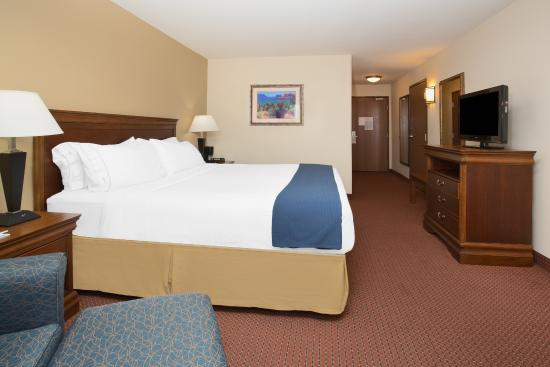 Las Vegas, New Mexiko: ADA/Handicapped accessible King Guest Room