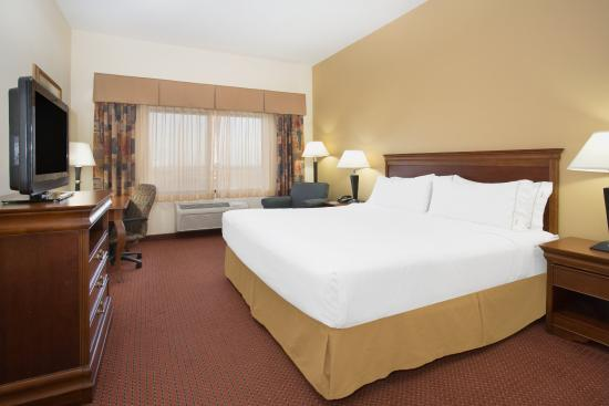 Las Vegas, Nuevo Mexico: ADA/Handicapped accessible King Guest Room