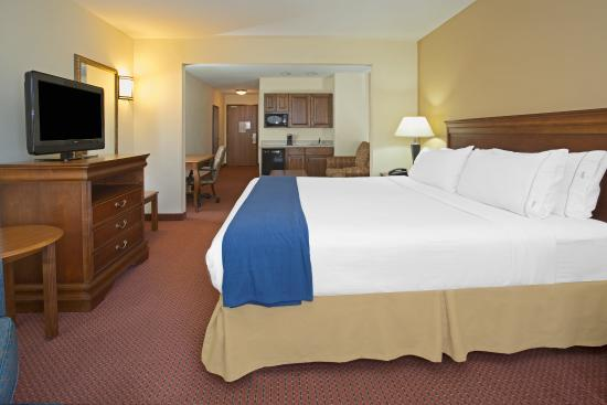 Las Vegas, New Mexiko: ADA/Handicapped accessible King Suite