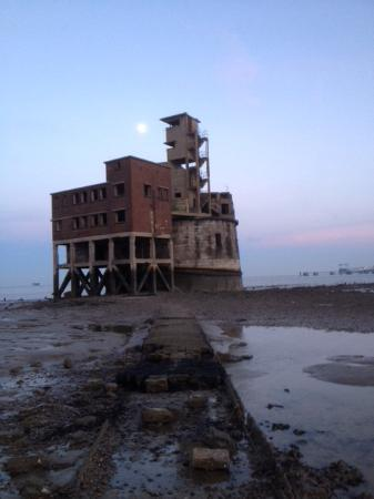 Isle of Grain, UK: Grain Fort, Kent