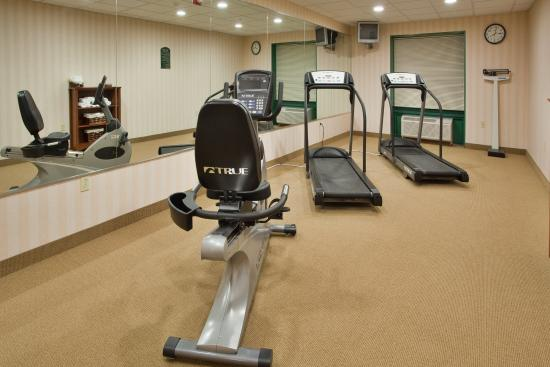 Holiday Inn Express Hotel & Suites Drums-Hazelton: Fitness Center