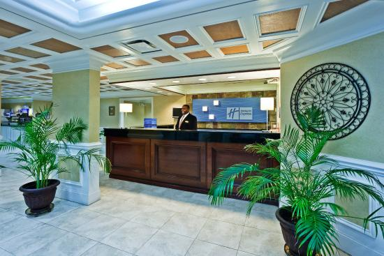 Ringgold, Geórgia: Front Desk